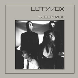 Ultravox Sleepwalk LP
