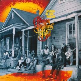 The Allman Brothers Band  Shades Of Two Worlds LP