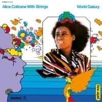 Alice Coltrane World Galaxy LP