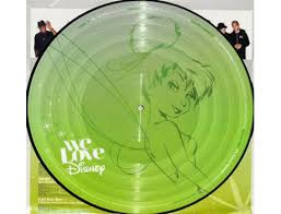 We Love Disney 2LP - Picture Disc-