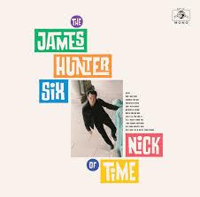 James Hunter Six Of Tim CD