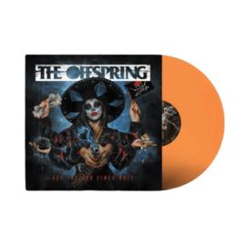 Offspring Let The Bad Times Roll LP - Orange Vinyl-
