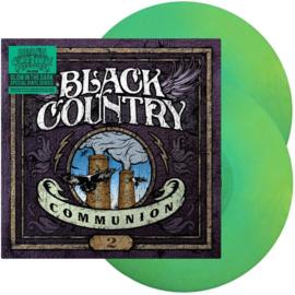 Black Country Communuion 2 LP - Glow In The Dark Vinyl-