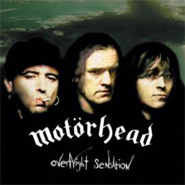 Motorhead Overnight Sensation LP