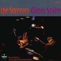 Gabor Szabo The Sorcerer LP
