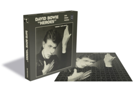 David Bowie Heroes Puzzel