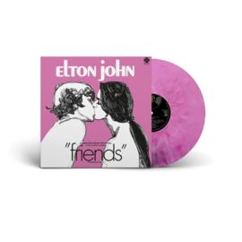 Elton John Friends LP- Pink Vinyl-