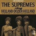 The Supremes - Sing Holland, Dozier, Holland LP