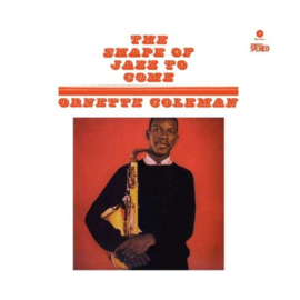 Ornette Coleman The Shape Of Jazz To Come 180g LP