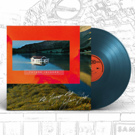 Future Island As Long As You Are LP -Blue Vinyl-