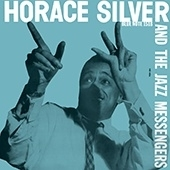 Horace Silver - Horace Silver And The Jazz Messengers LP - Blue Note 75 Years -