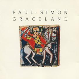 Paul Simon Graceland LP