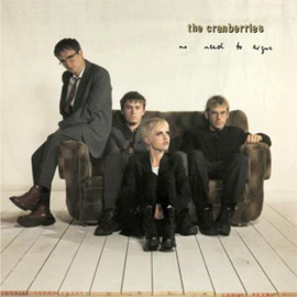 The Cranberries No Need To Argue LP (White Vinyl)