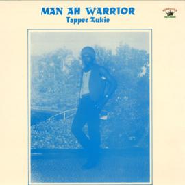 Tapper Zukie Man Ah WarriorJamaica LP