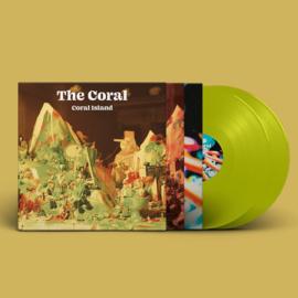 Coral Coral Island - Green Vinyl-