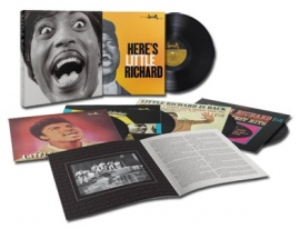 Little Richard Mono Box: Complete Specialty/Vee-Jay Albums 5LP Box Set (Mono)