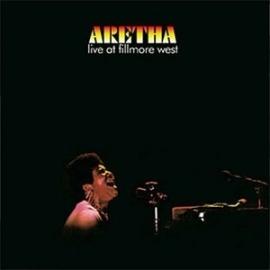 Aretha Franklin - Live At Fillmore West LP