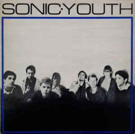 Sonic Youth Sonic Youth 2LP
