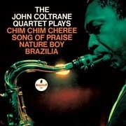 John Coltrane - John Coltrane Plays HQ 45rpm 2LP