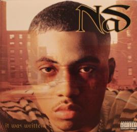 Nas It Was Written 2LP