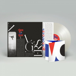 Algiers There Is No Year LP - Clear Vinyl-