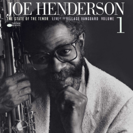 Joe Henderson The State Of The Tenor, Live At The Village Vanguard Volume 1 LP