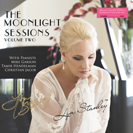 Lyn Stanley The Moonlight Sessions Volume Two One-Step Hand-Numbered Limited Edition 180g 45rpm SupersonicVinyl 2LP