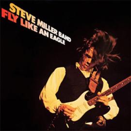 The Steve Miller Band Fly Like An Eagle LP