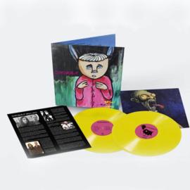Dinosaur Jr Without A Sound 2LP - Yellow Vinyl-