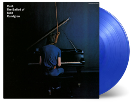 Todd Rundgren The Ballas Of Todd Rundgren LP - Blue Vinyl-
