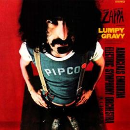 Frank Zappa Lumpy Gravy LP