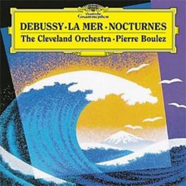 Debussy La Mer & Nocturnes 180g LP