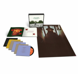George Harrison All Things Must Pass Super Deluxe 5CD & Blu-Ray Box Set