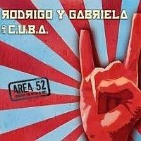 Rodrigo Y Gabriela Area 52 2LP