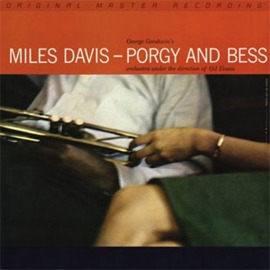 Miles Davis Porgy and Bess Numbered Limited Edition 45rpm 180g 2LP