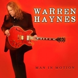 Warren Haynes - Man In Motion LP