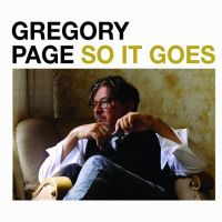 Gregory Page So It Goes LP