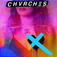 Chvrches Love Is Dead LP - Clear Vinyl