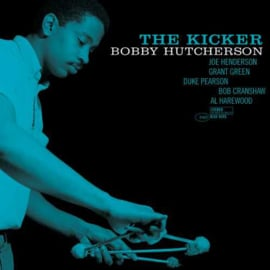 Bobby Hutcherson The Kicker 180g LP