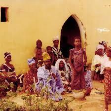 Ali Farka Touré Red Album LP