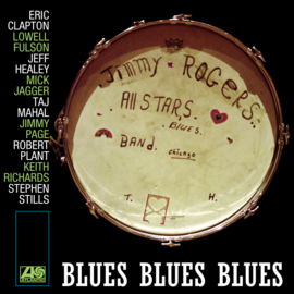 Jimmy Rogers All Stars Blues Blues Blues 2LP