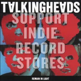 TALK ING HEADS Remain In Light LP - Red Vinyl-
