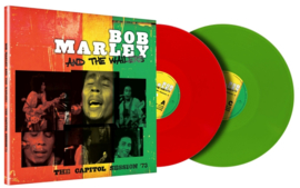 Bob Marley & The Wailers Capitol Session '73 2LP - Coloured Vinyl-
