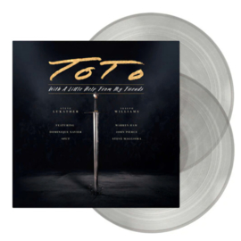 Toto With A Little Help From My Friends 180g 2LP -Clear Vinyl-