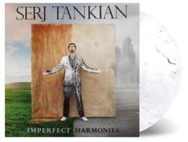 Serj Tankian Imperfect Harmonies LP - White Marbled Vinyl