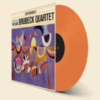 Dave Brubeck Time Out LP - Orange Vinyl-