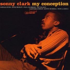 Sonny Clark My Conception LP