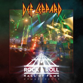 Def Leppard Rock 'N' Roll Hall Of Fame 2019 LP