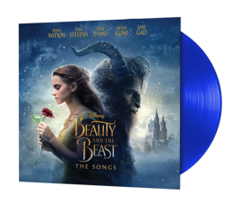 Beauty And The Beast LP -Blue Vinyl-
