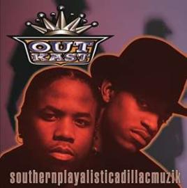 Outkast Southernplayalisti.. ..cadillacmuzik LP
